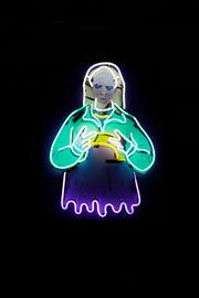 Night King Neon Sign | Neon Light Artwork