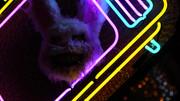 Retro Tv Neon Light