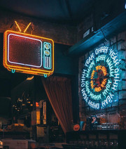 Neon Sign | Neon Light Artwork
