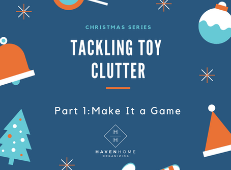 Tackling Toy Clutter