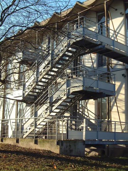 Escaliers extérieurs Nanterre