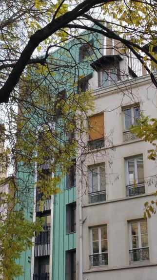 immeuble de logement sociaux