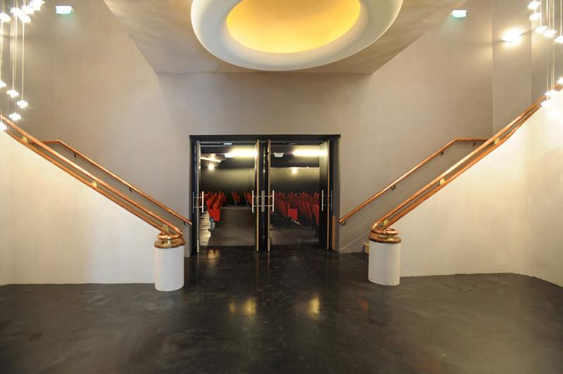 Salle de concert Alhambra Paris