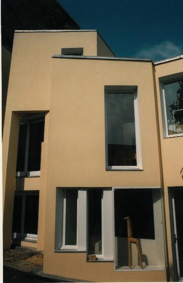 Construction en 1995 à Paris 18ème