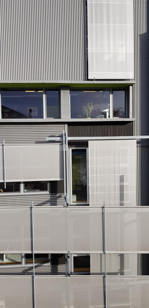 Immeuble de bureau Montreuil