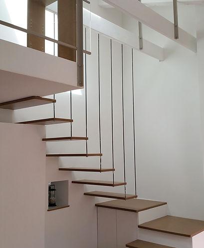 Escalier design sur mesure
