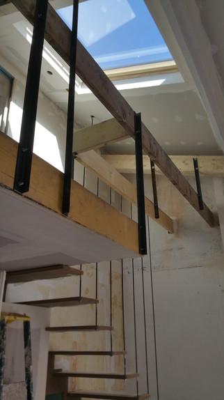 Chantier, rénovation appartement Paris