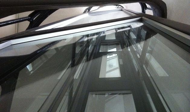 cage d'escalier rue d'aboukir