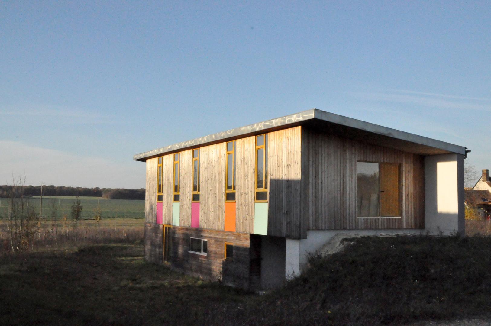 Construction neuve dans le Loir et Cher