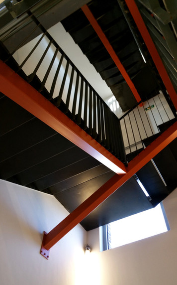 escalier sur mesure à Montreuil