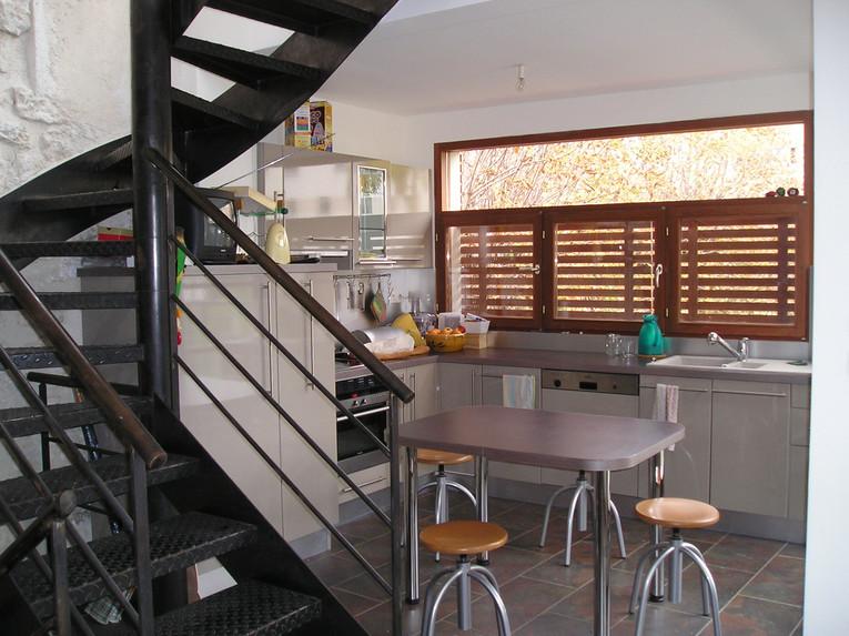 Aménagement intérieur de la maison