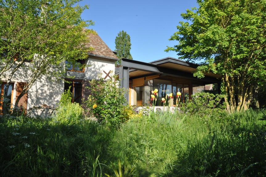 Maison contemporaine Loir et Cher
