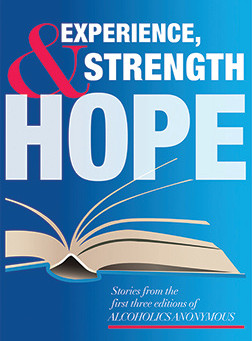Turning the page: Experience, Strength & Hope