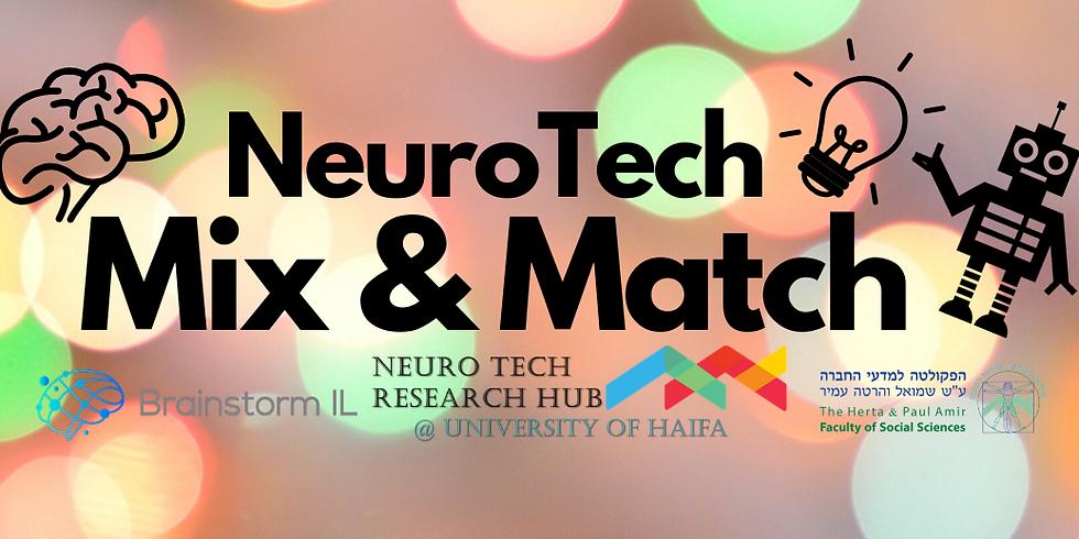 Neurotech Mix & Match - HaifaU (Online)