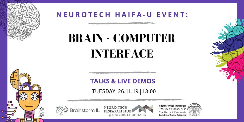 Neurotech Haifa: Brain Computer Interface