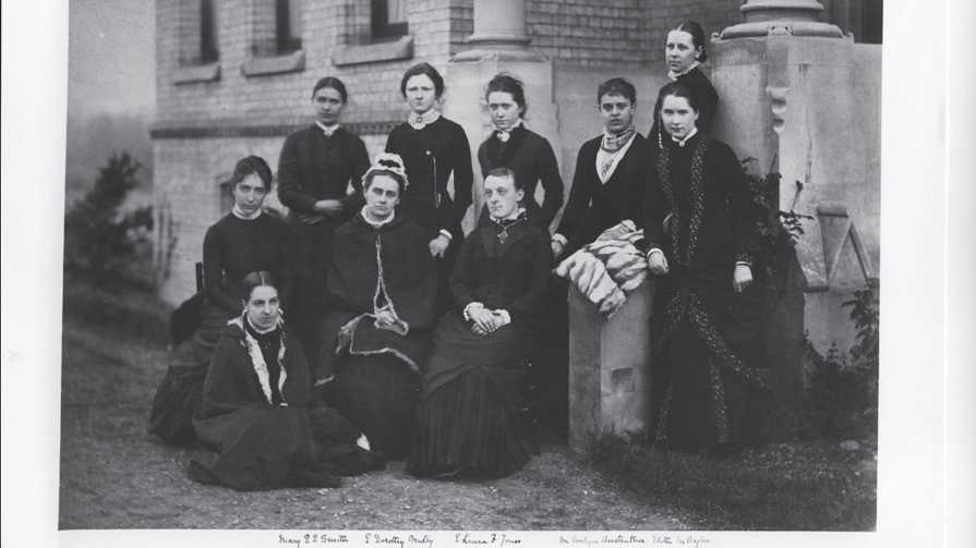 Women at Oxford Tour