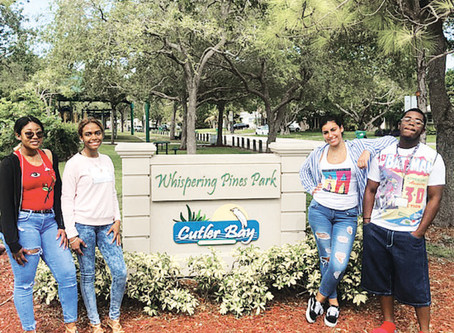 SLA's summer interns learn more