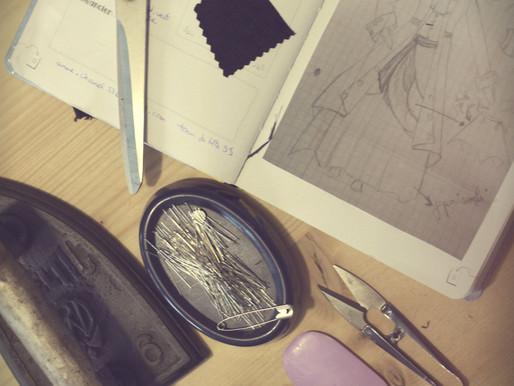 Mes indispensables à l'atelier... mes petits outils principaux !