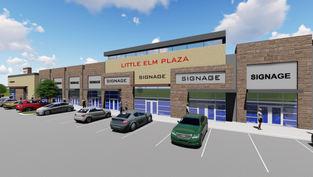 Little Elm Plaza