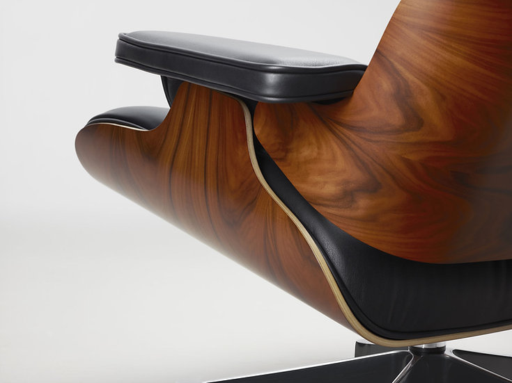 VITRA | Chaise longue & Ottoman