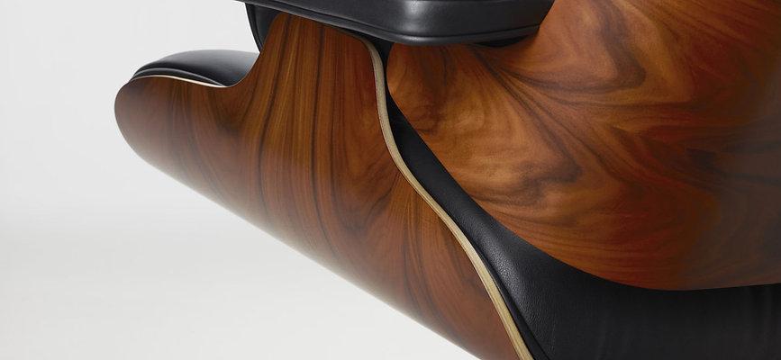 VITRA | Lounge Chair & Ottoman