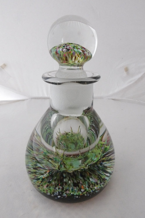 Caithness Glass Inkwell Paperweight