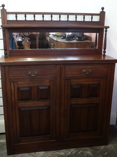 Mirror Backed Chiffonier