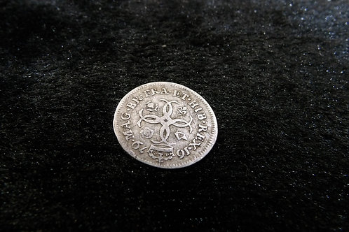 Charles 2nd 1679 Four Pence