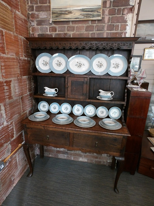18th Century Oak Welsh Dresser