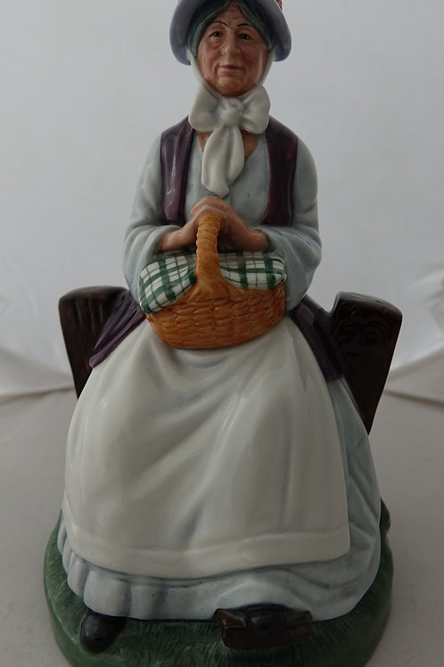 Royal Doulton Figurine Rest A While HN2728