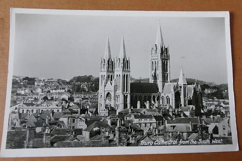 Truro Cathedral from the South West
