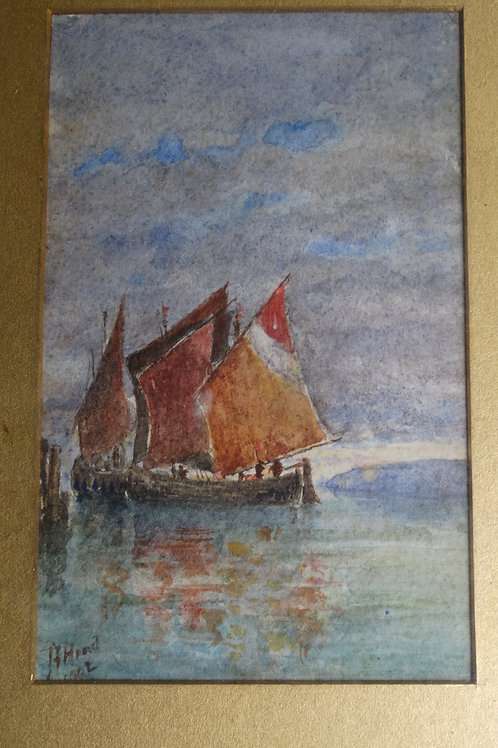 Water colour by James F Hind