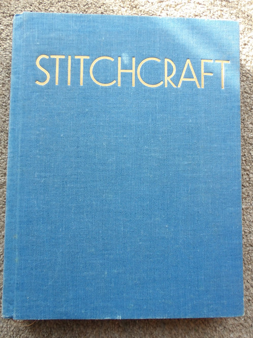 Stitchcraft Magazine in Album 12 issues January - December 1963