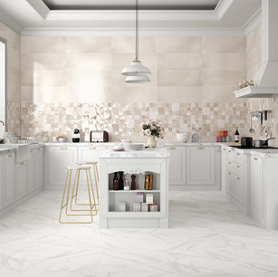 Azulejos para cocinas y baños