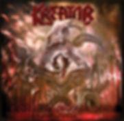 Kreator, Gods of violence, album cover