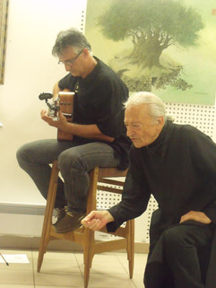 Avec Pierre Benichou