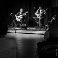 Duo guitare/banjo
