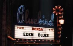 Au Bluebird à Denver USA