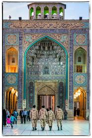 Shah Cheragh Mosque, Shiraz