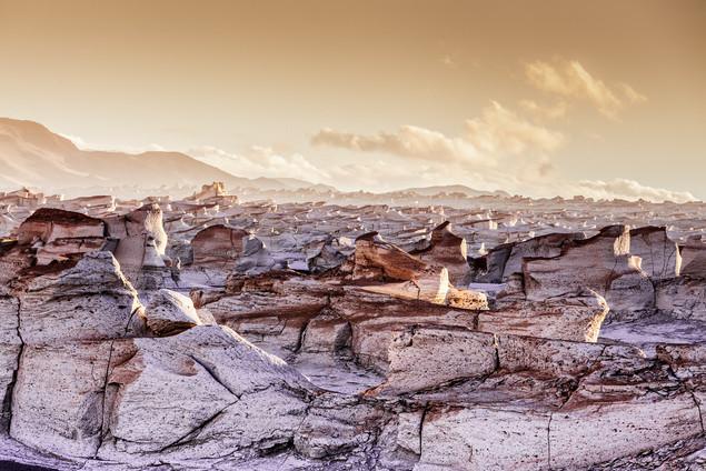 Pumice Stone Field, Argentina