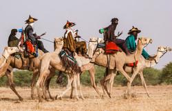 Gerewol Festival, Niger