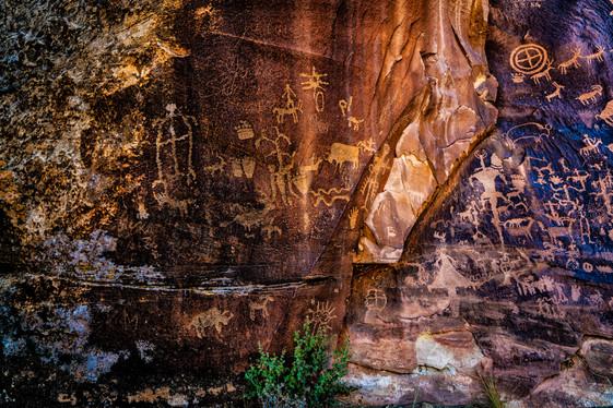 Newspaper Rock, Utah