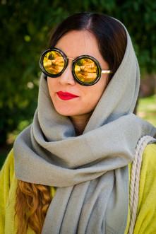 Fashionable student, Shiraz