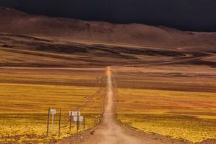 Chile-Argentina Border, Puna de Atacama