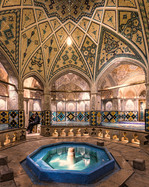 Bath house, Kashan