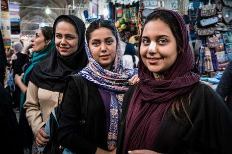 Proud of rhinoplasty in Vanik Bazaar, Shiraz