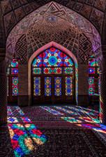 Nasir-al-Mulk Mosque, Shiraz