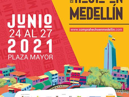 Feria Empresarial Compra Hecho en Medellín y Antioquia