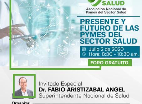 Foro Presente y Futuro de las PYMES en el Sector Salud