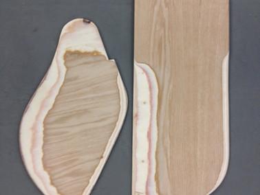 Eastport Pram Build #7: Blades…